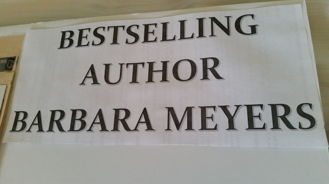 BESTSELLING AUTHOR…NOT QUITE