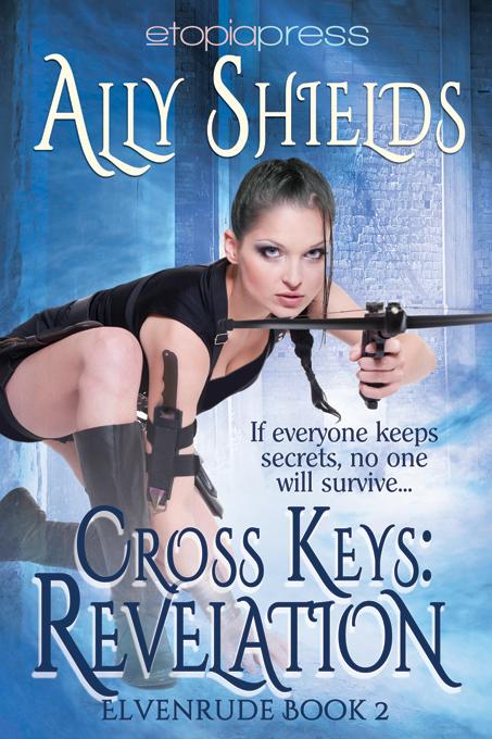 Barb's Writer Friends: Ally Shields
