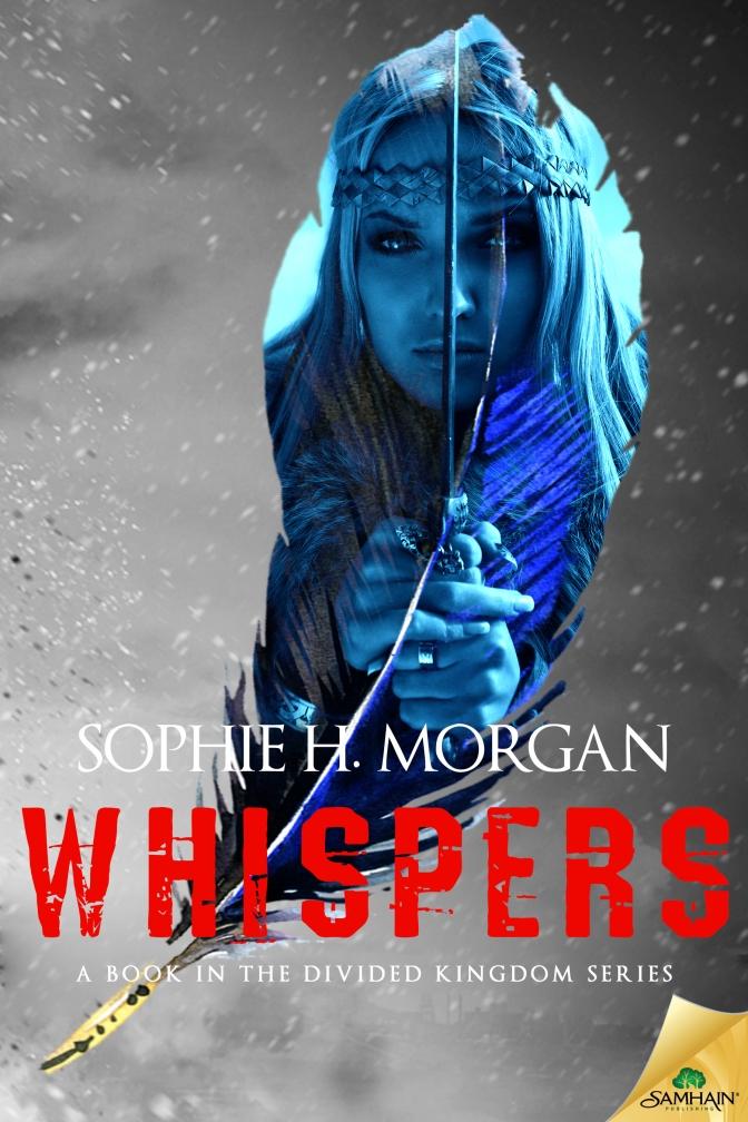 Barb's Writer Friends: Author Sophie H. Morgan