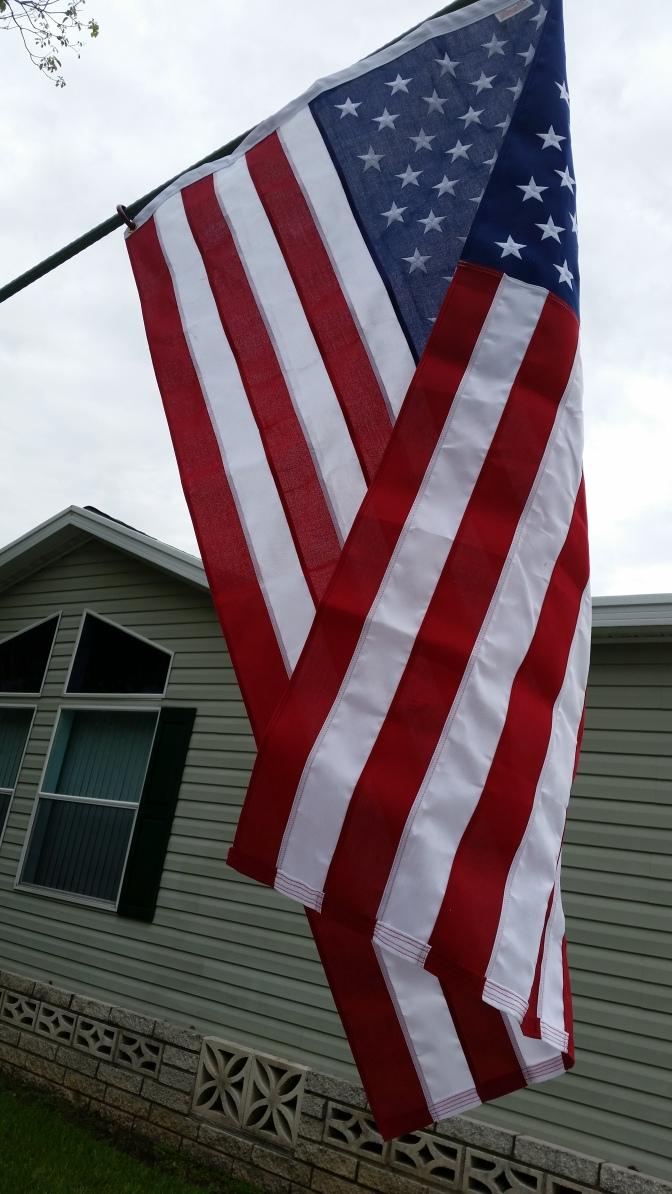 Sunday Morning Musings: The American Flag